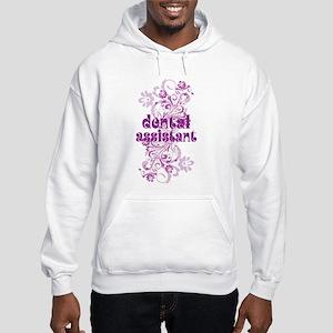 Dental Assistant Hooded Sweatshirt