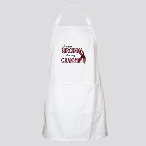 Wear Burgundy - Grandma Apron