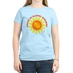 Speed Up Global Warming Women's Light T-Shirt