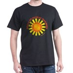 Speed Up Global Warming Dark T-Shirt