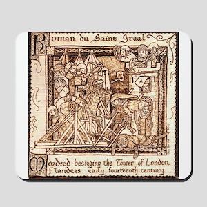 Arthurian Legend Mousepad