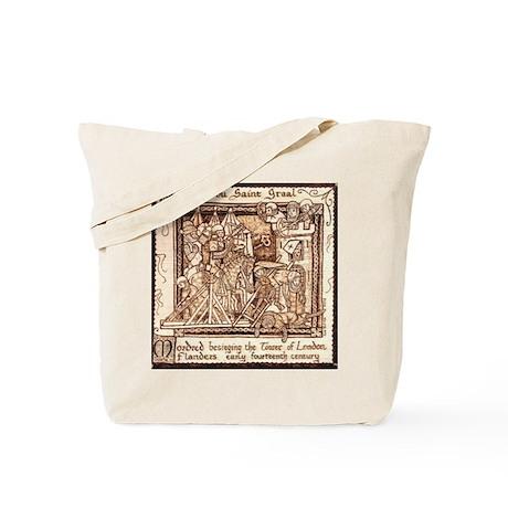 Arthurian Legend Tote Bag
