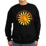 Speed Up Global Warming Sweatshirt (dark)