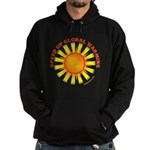 Speed Up Global Warming Hoodie (dark)