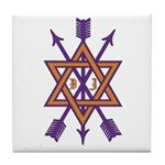 Masonic OSM Tile Coaster