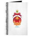 Kawaii Red Candy Apple Journal
