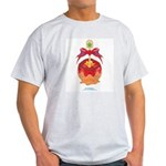Kawaii Red Candy Apple Light T-Shirt
