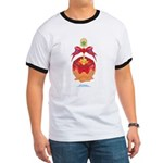 Kawaii Red Candy Apple Ringer T