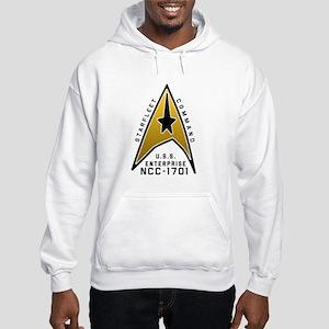 Command Badge Hooded Sweatshirt