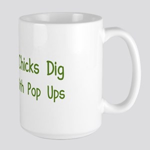 Chicks Dig It Coffee Mug