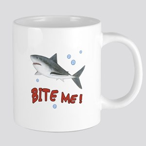Shark - Bite Me 20 Oz Ceramic Mega Mug