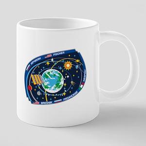 Exp 52, Actual Crew 20 Oz Ceramic Mega Mug