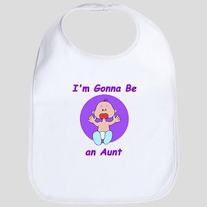 I'm Gonna be an Aunt Bib