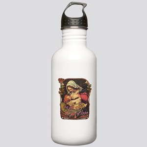 """""""Gift of Love"""" Stainless Water Bottle 1.0L"""