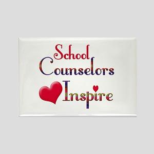 Teachers Inspire counselors Magnets