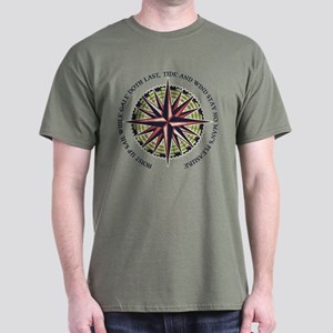 Tide and Wind Dark T-Shirt