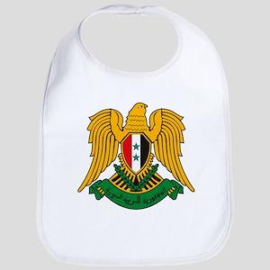 Syrian Coat of Arms Bib