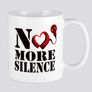 No More Silence Mug