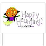 I M Halloween Yard Sign