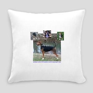 Bigfoot timeline Everyday Pillow