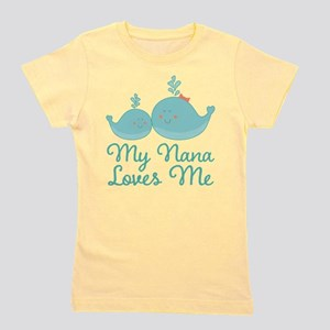 My Nana Loves Me T-Shirt