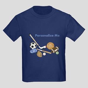Personalized Sports T-Shirt