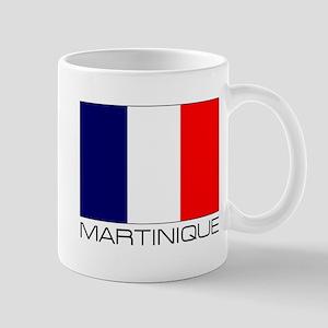 """""""Martinique Flag"""" Mug"""