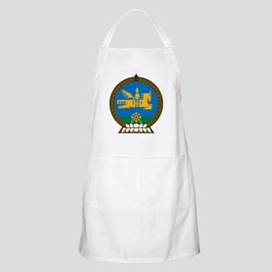 Mongolian Coat of Arms BBQ Apron