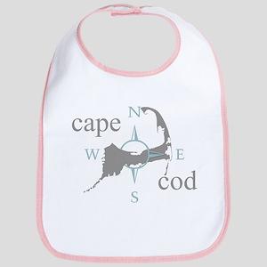 Cape Cod Compass Bib
