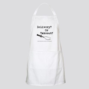 Delivery? Or Takout? Apron
