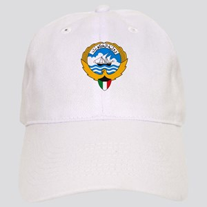 Kuwait Coat of Arms Cap