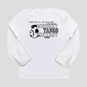 Aviation Humor Long Sleeve Infant T-Shirt