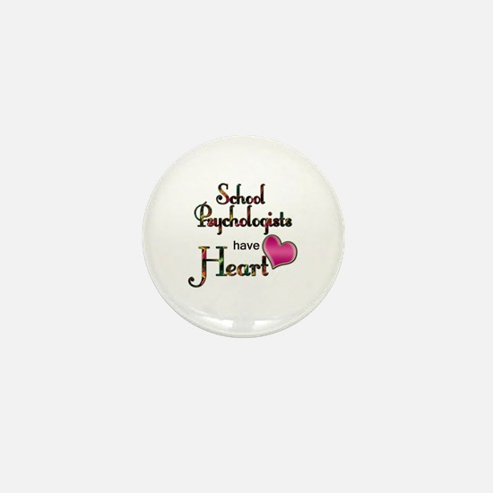 Unique Psychologist Mini Button