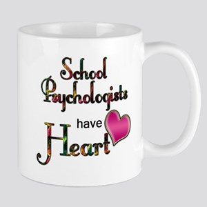 Teachers Have Heart psycho Mugs