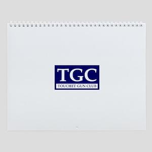 Touchet Gun Club  Wall Calendar