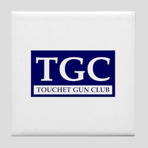 Touchet Gun Club  Tile Coaster