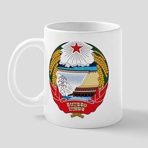 North Korean Coat of Arms Mug