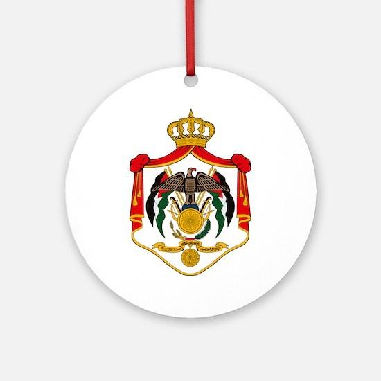 Jordan Coat of Arms Ornament (Round)