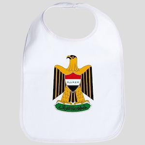 Iraq Coat of Arms Bib