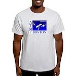 ATMoB Ash Grey T-Shirt