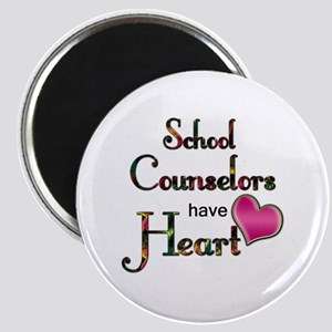 Teachers Have Heart counselors Magnets