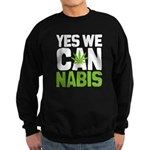 Yes We Can Sweatshirt (dark)