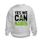 Yes We Can Kids Sweatshirt