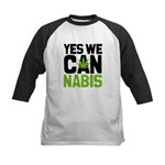 Yes We Can Kids Baseball Jersey