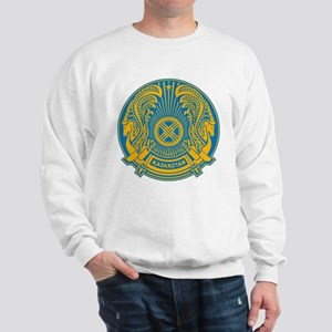 Kazakhstan Coat of Arms Sweatshirt