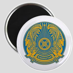 "Kazakhstan Coat of Arms 2.25"" Magnet (10 pack)"