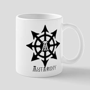 Autarchy Celtic Mug
