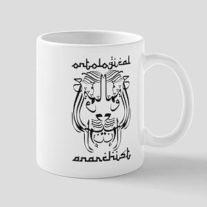 Ontological Anarchist Sufi Li Mug