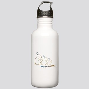 keep on thumpin' Stainless Water Bottle 1.0L