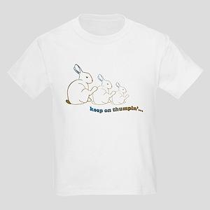 keep on thumpin' Kids Light T-Shirt